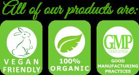 Gano Nature Products 100% Organic
